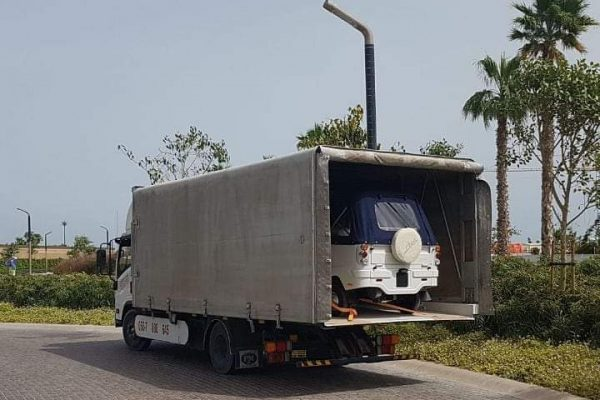 Jeep Towing in Dubai | Emirates Towing