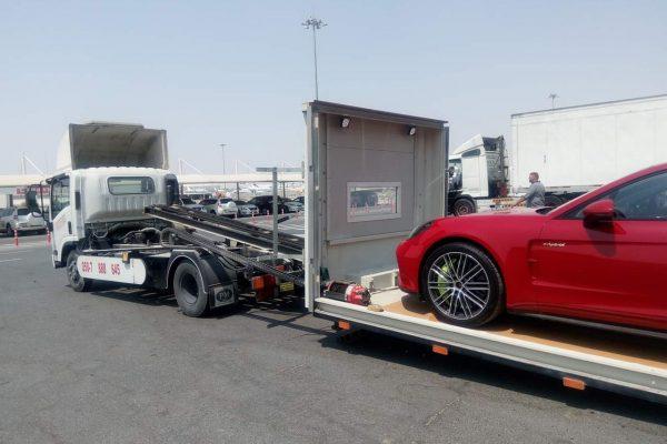 Car Towing Dubai | Emirates Towing
