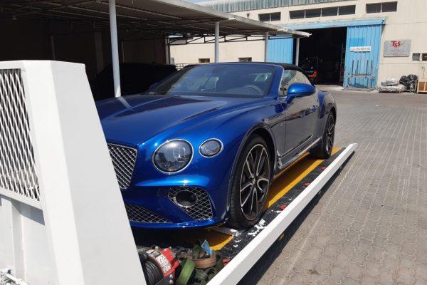 Car Towing in Dubai | Emirates Towing